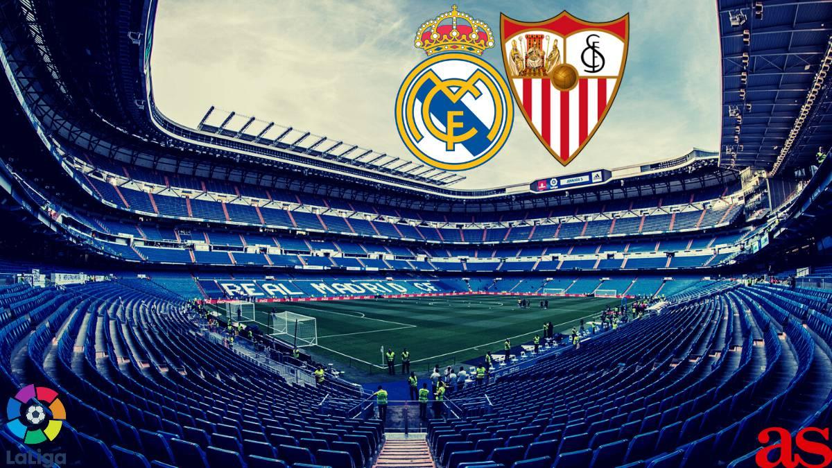Real Madrid Vs Sevilla How And Where To Watch Laliga Santander