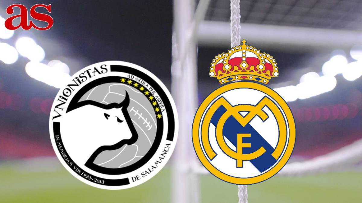 Unionistas De Salamanca Vs Real Madrid How And Where To Watch