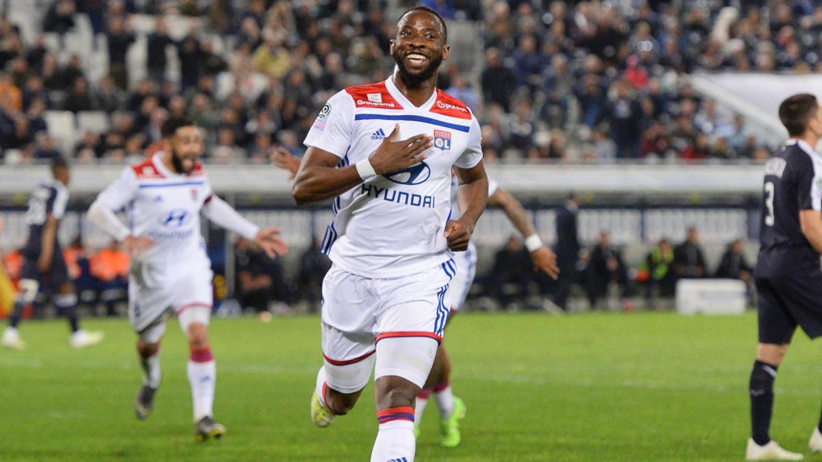 Moussa Dembélé makes position clear to Manchester United - AS.com