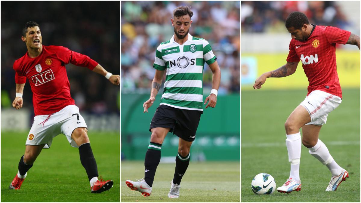 Cristiano Ronaldo Nani Bebe Man Utd S Portugal Love In As Com