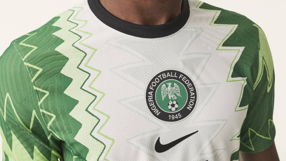 People Are Loving Nigeria S New Jersey And It S Clear To See Why As Com