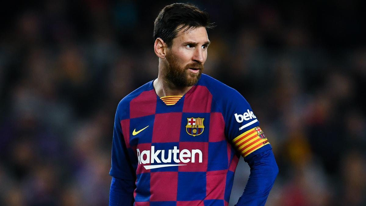 ผลการค้นหารูปภาพสำหรับ Lionel Messi will end career at Barcelona - Guardiola