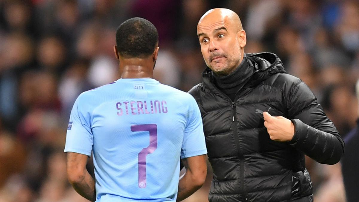Guardiola Admits Sterling In Race To Be Fit For Real Madrid Ucl