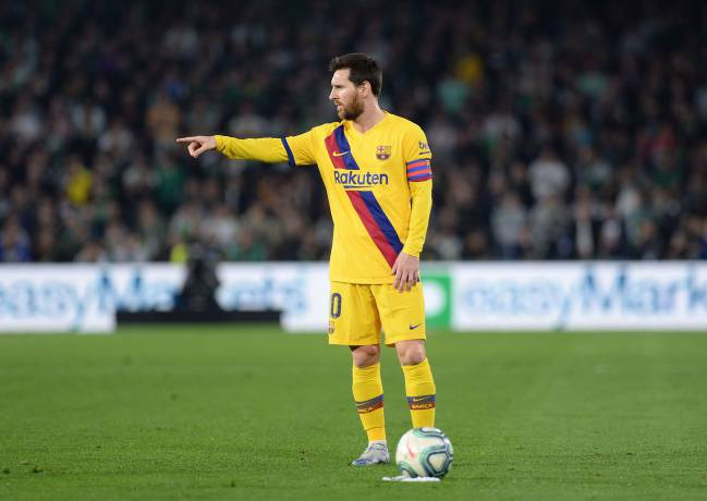Barcelona Lionel Messi Hits Poorest Streak For Two Years As Com
