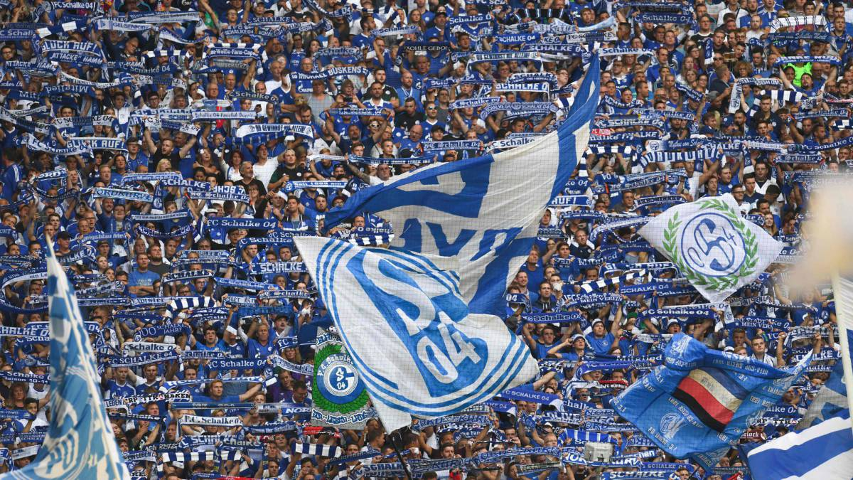 Schalke Fined 50 000 Euro For Racist Abuse Of Hertha Player As Com