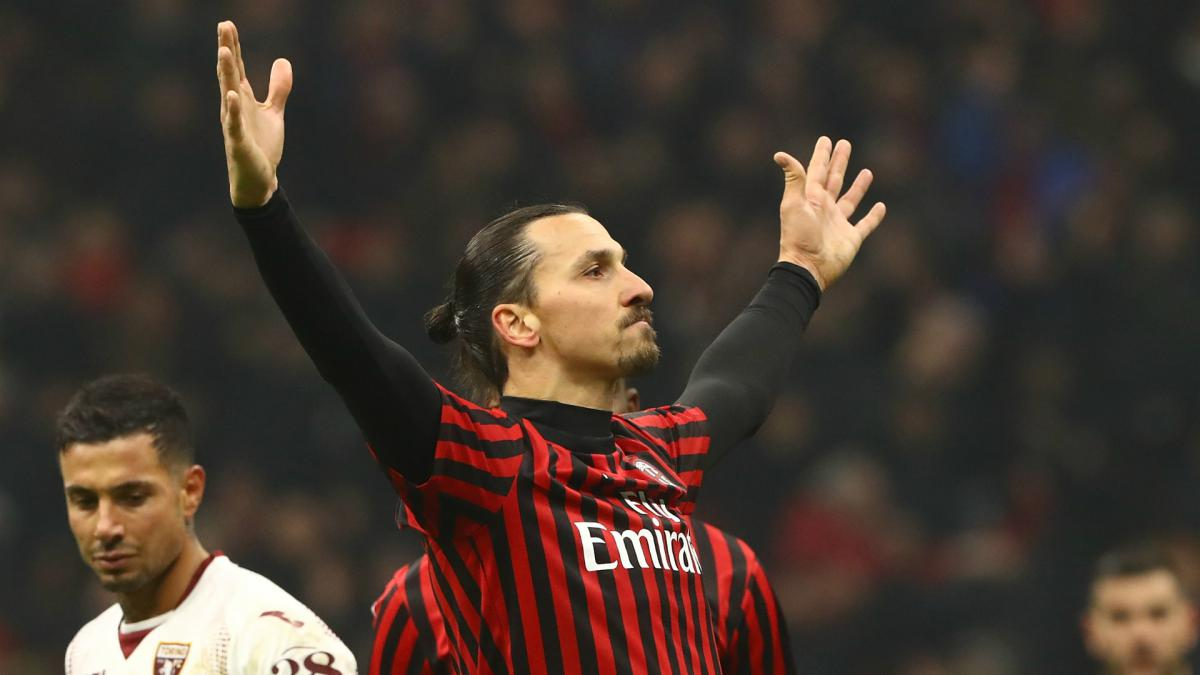 Ibrahimovic a 'phenomenon' and will decide his own Milan future - AS.com
