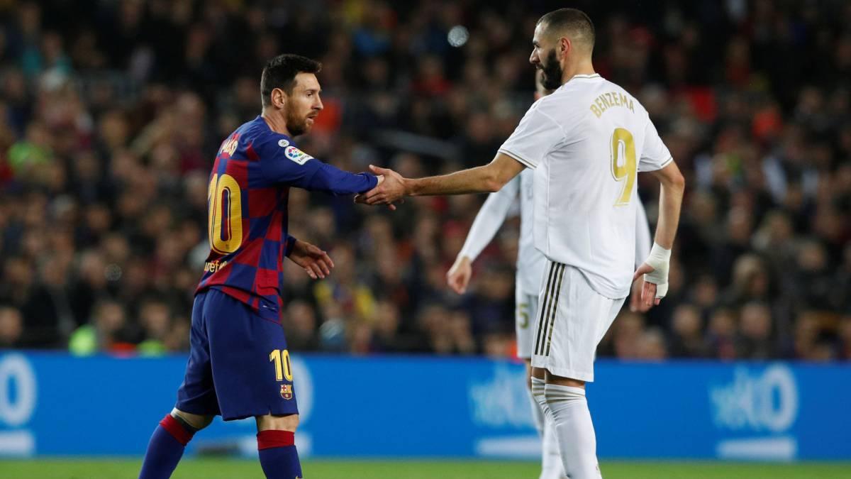Барселона реал мадрид 3 2 полная игра