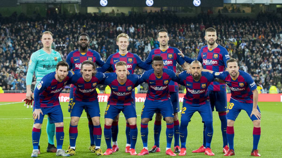 fc barcelona player ratings vs real madrid as com fc barcelona player ratings vs real