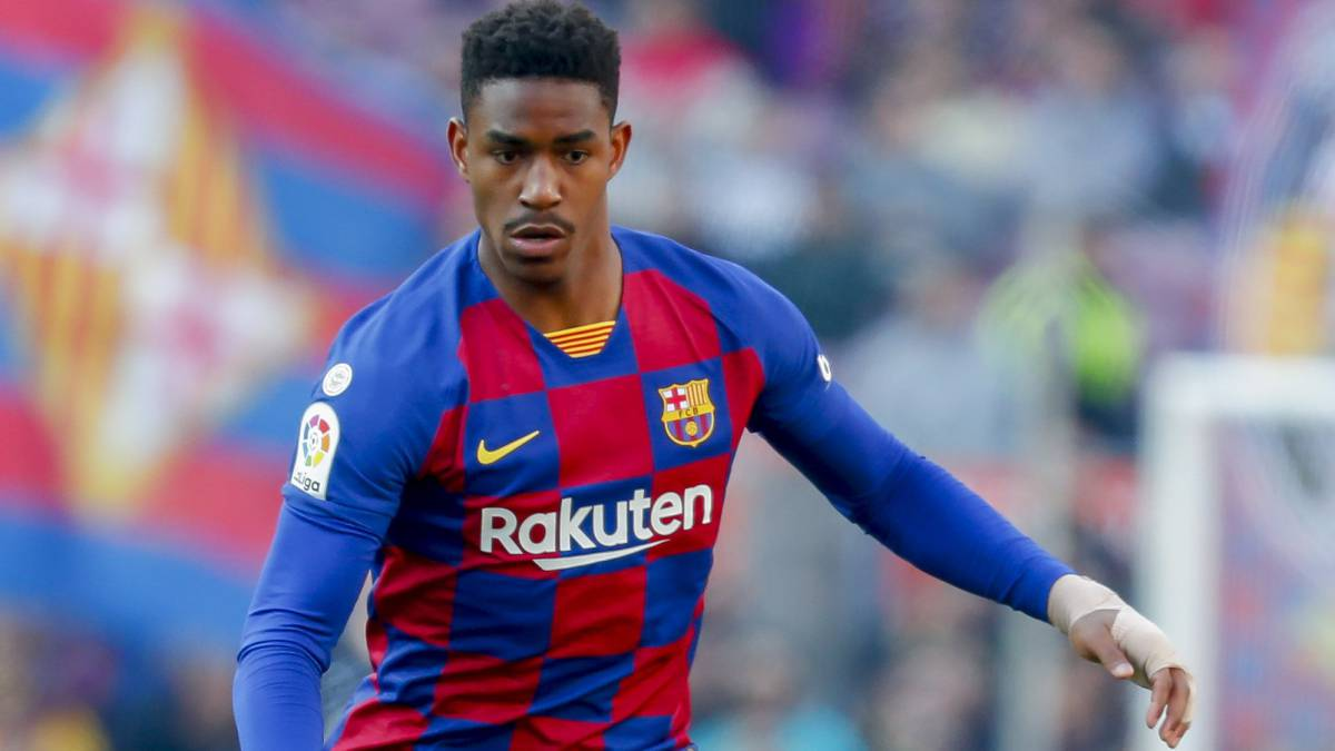 Junior Firpo says hand injury didn't happen go-karting - AS.com