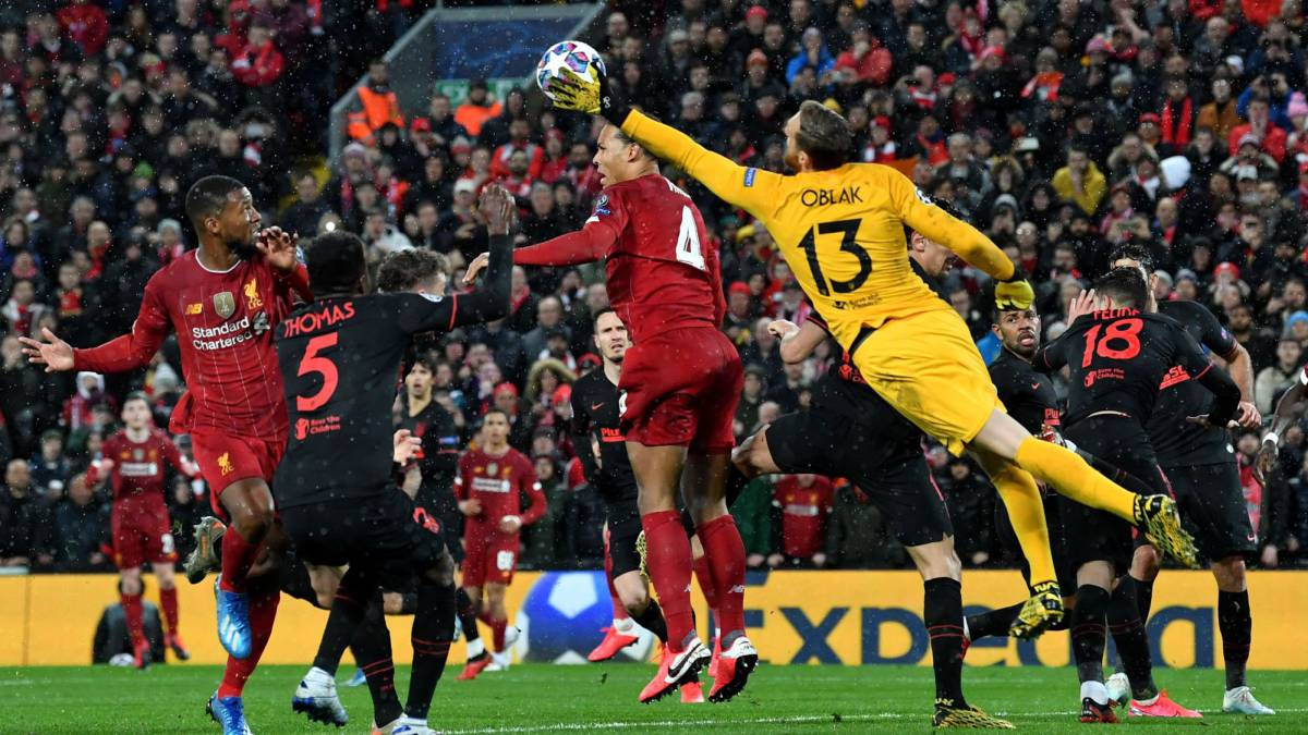 Liverpool Vs Atletico Madrid Player Ratings As Com