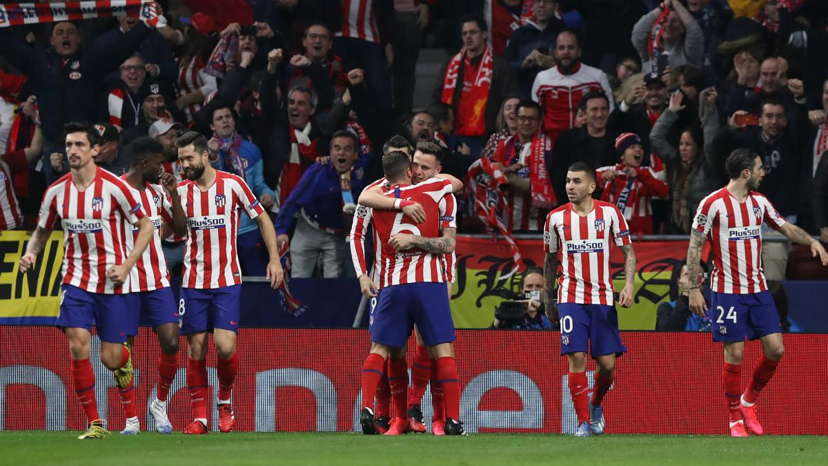 Coronavirus Atletico Madrid Cut Player Wages By 70 Per Cent As Com