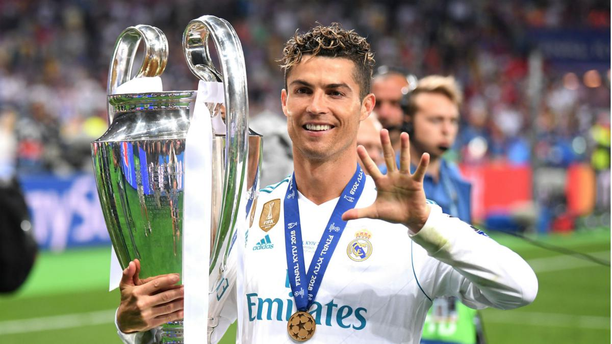 Cristiano Ronaldo S Champions League Goals Record In Opta Numbers As Com