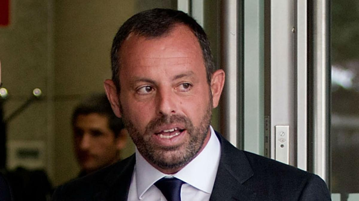 """Sandro Rosell: """"I wouldn't have gone to jail if I hadn't been ..."""