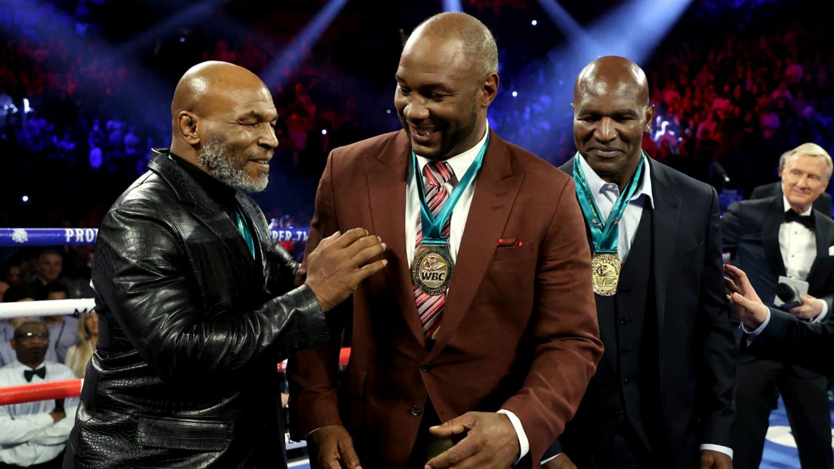 Hearn Allowing Mike Tyson To Fight Might Be Irresponsible As Com