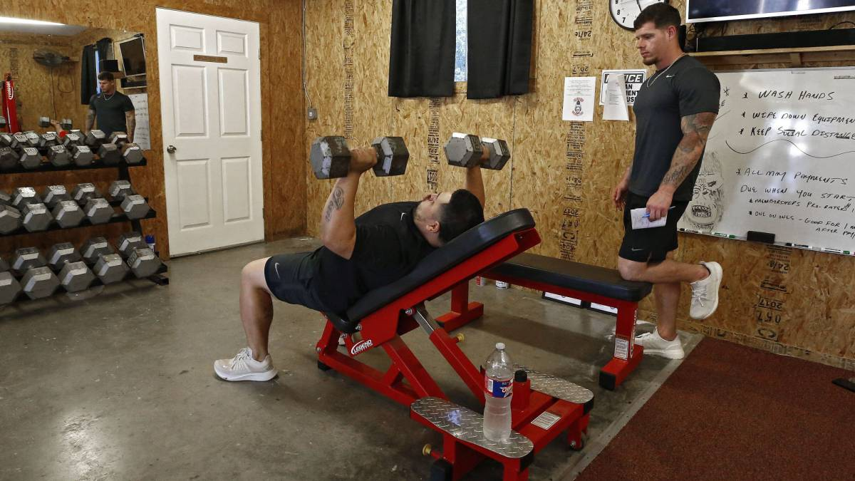 Coronavirus USA: when do gyms reopen after lockdown? - AS.com