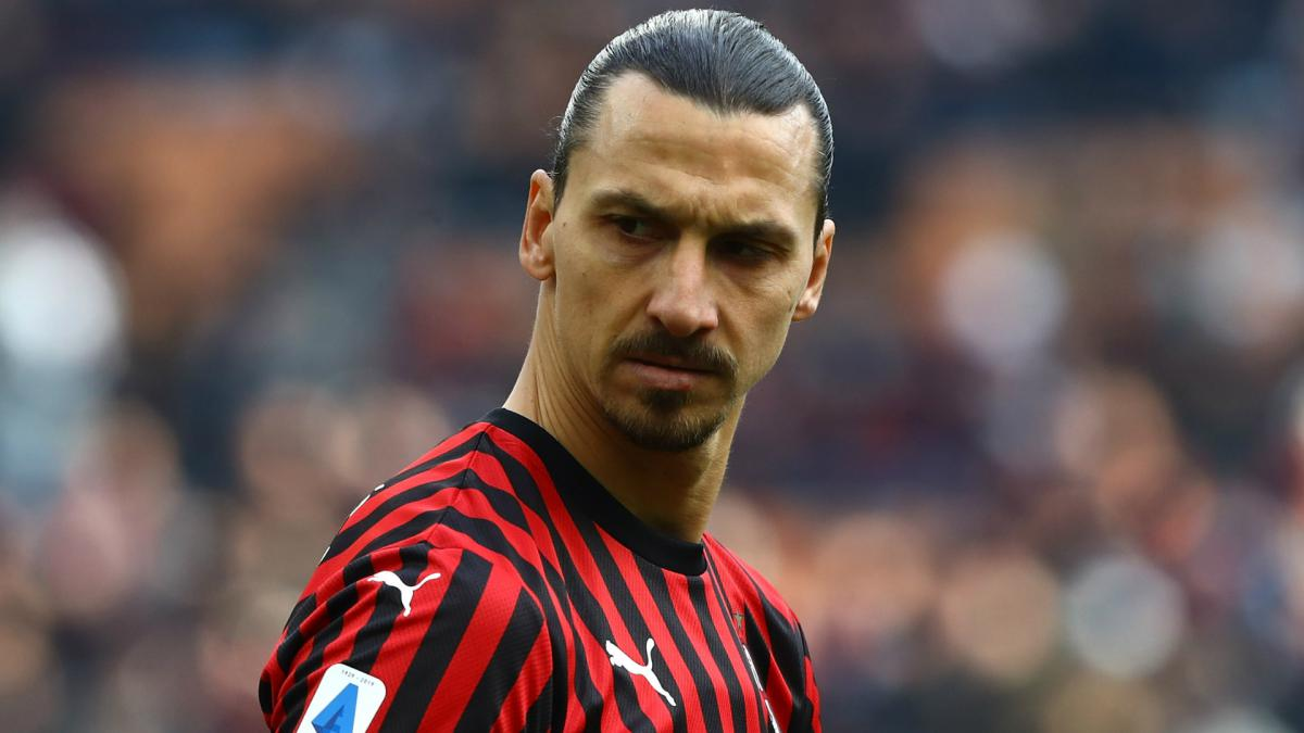 AC Milan | Ibrahimovic suffers potentially serious injury in ...