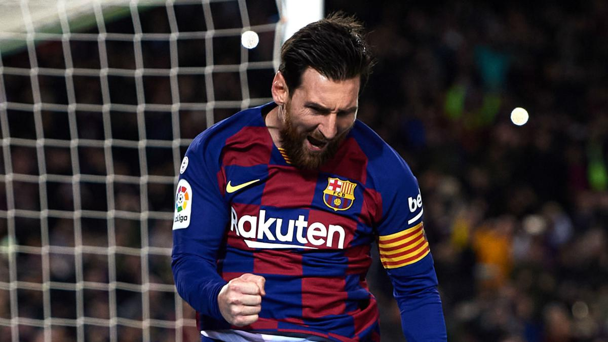 Lionel Messi Is Contagious For Barcelona Squad Says Alba As Com