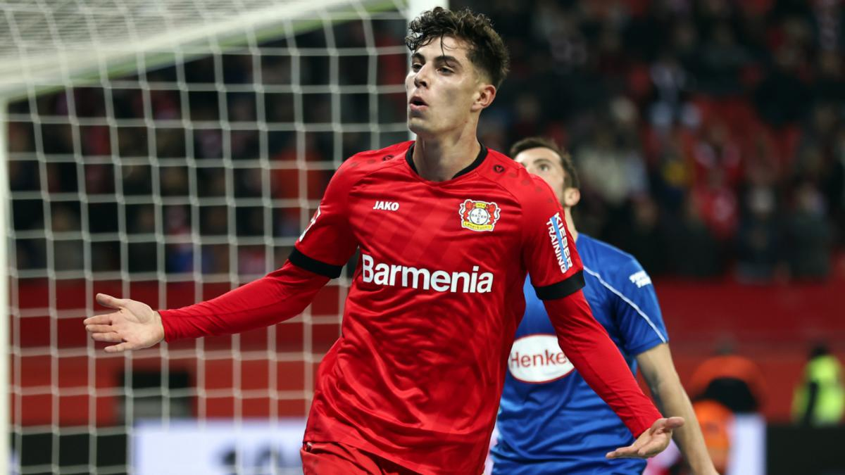 Kai Havertz: Bayer Leverkusen still hope to keep Real Madrid ...