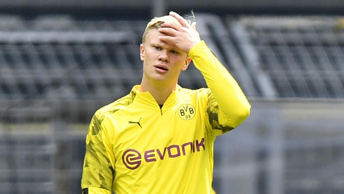 Dortmund Haaland Set To Return Reus Back In Bvb Training As Com