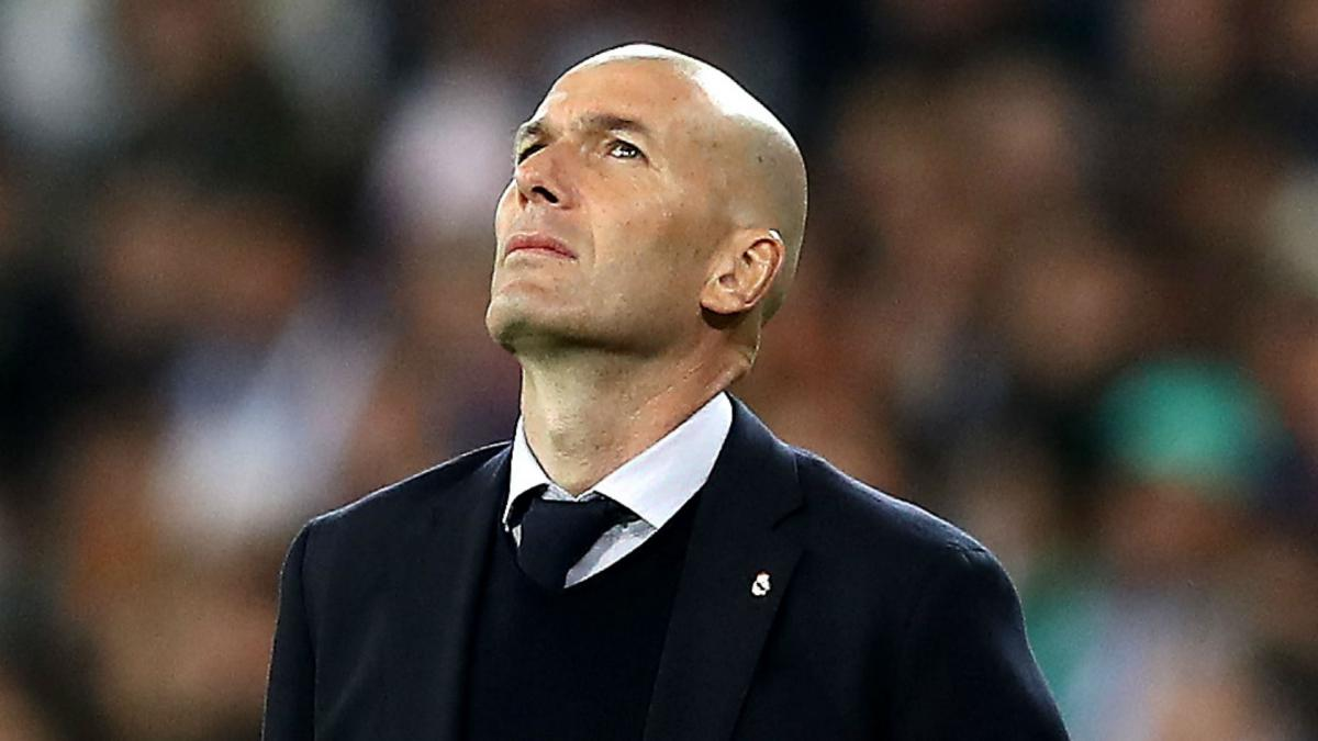 Are Real Madrid going backwards? The numbers behind Zidane's first ...