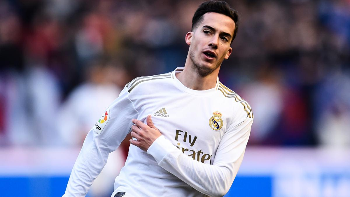 Real Madrid's Lucas Vázquez facing time out with calf injury - AS.com