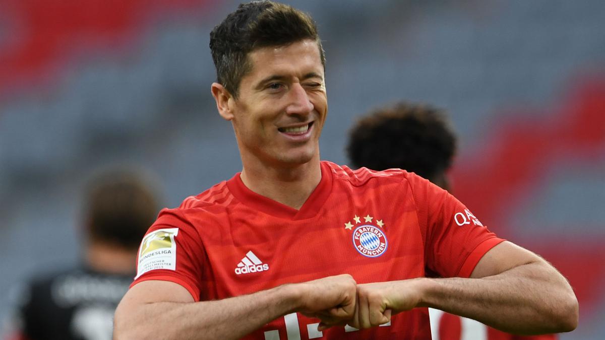 Ballon d'Or: Lewandowski admits 'anything is possible' - AS.com