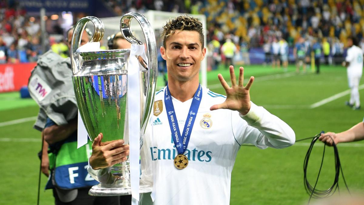Real Madrid Opta Data Outlines Cristiano Ronaldo Impact At Club As Com