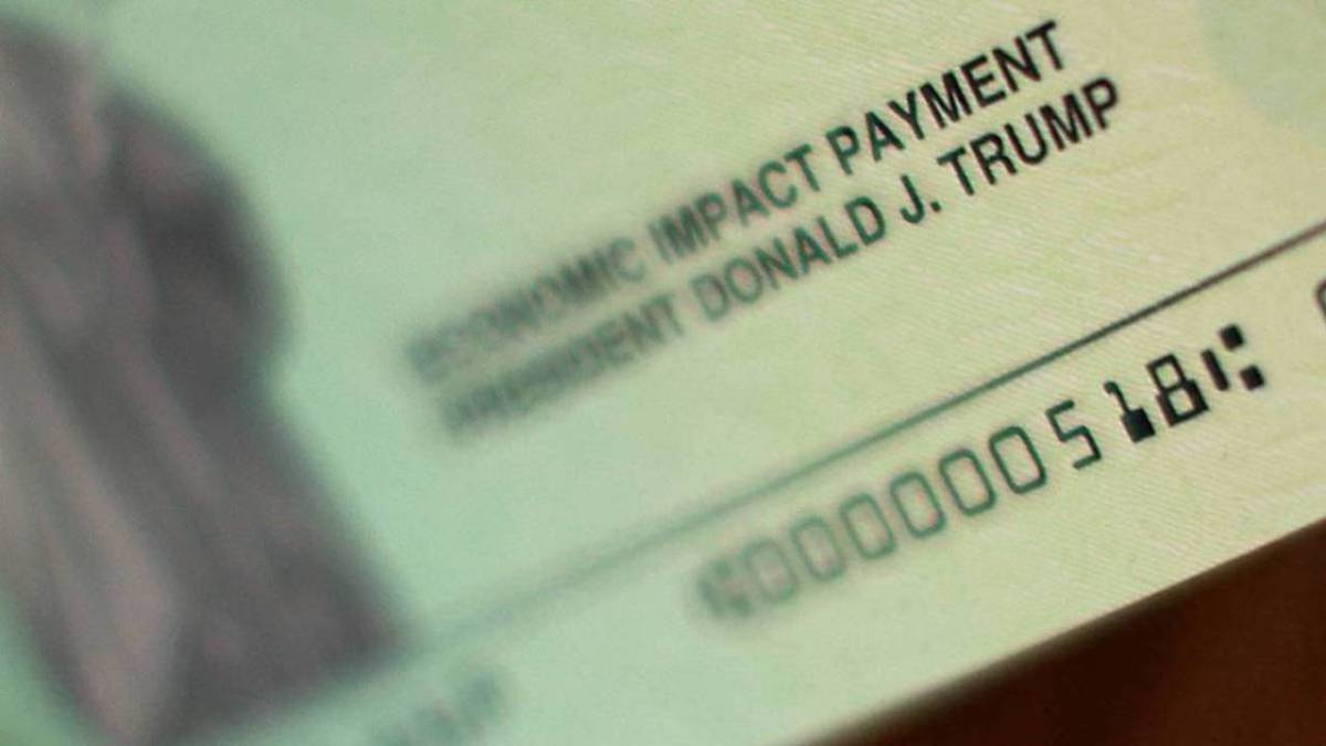 Second Stimulus Check Update Is Another Payment On The Way As Com