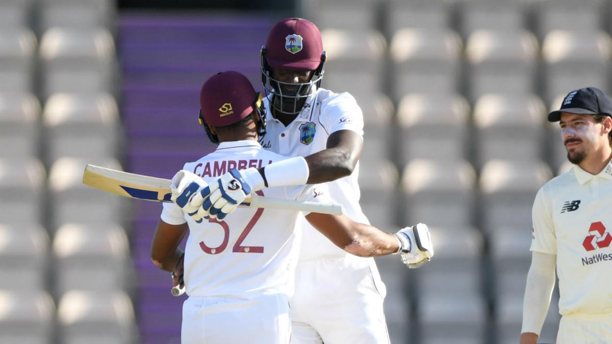 England vs West Indies: Holder lauds Gabriel and Blackwood after ...