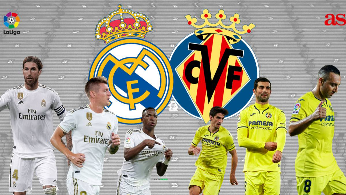 Real Madrid vs Villarreal: how and where to watch - times, TV, online -  AS.com