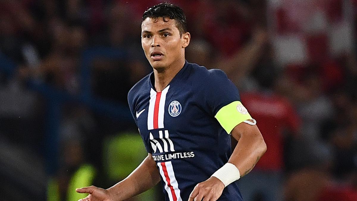 Thiago Silva diminta untuk segera melancarkan bahasa Inggris