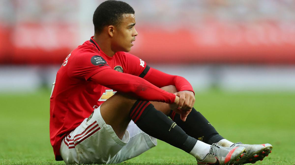 Manchester United Greenwood Has Always Been A Humble Guy Lingard As Com