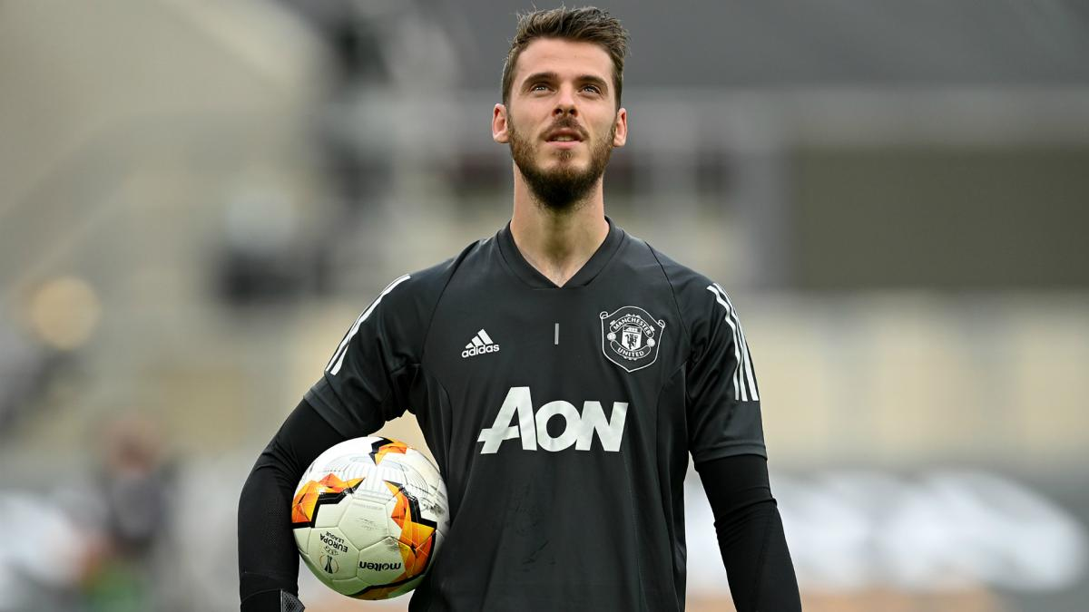De Gea Confident He Can Remain Man Utd First Choice Goalkeeper As Com