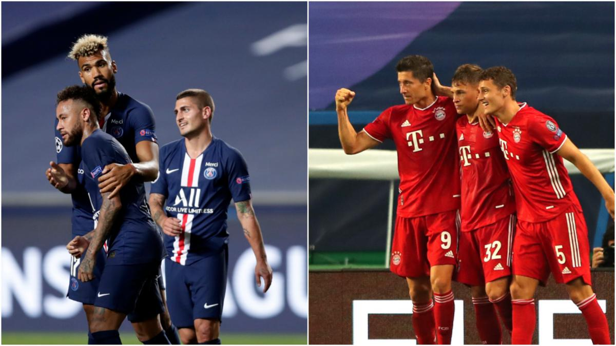 Champions League Final 2020 How Psg And Bayern Earned Their Final Places As Com