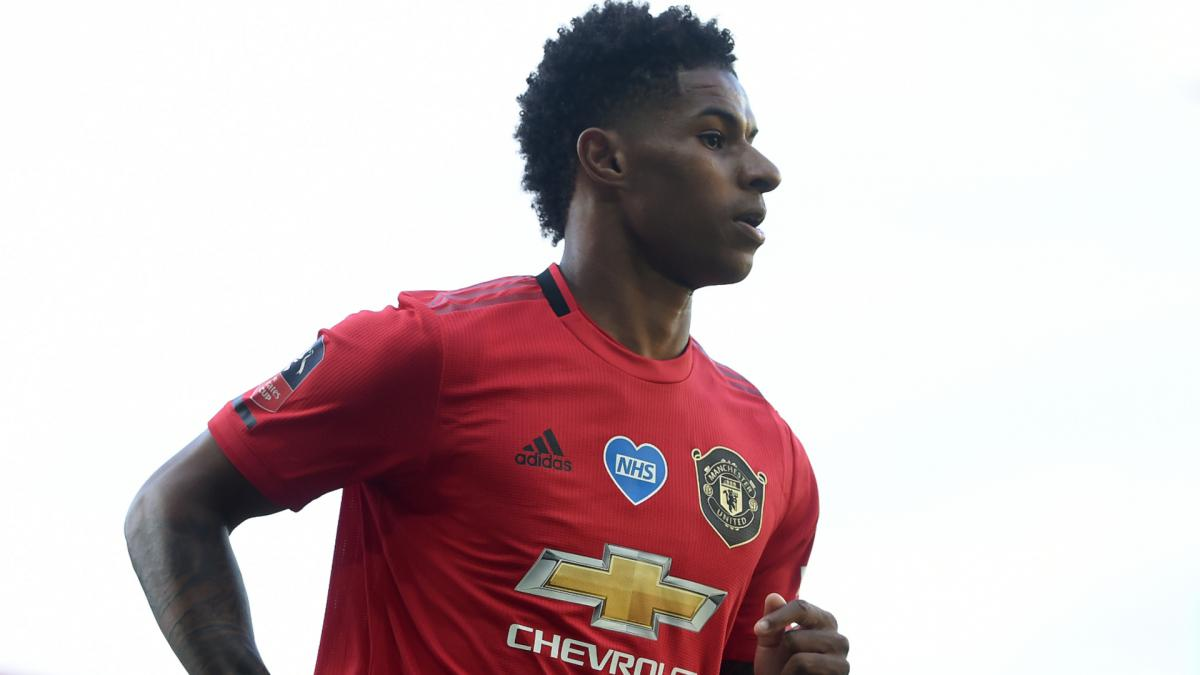Marcus Rashford Sets Up Task Force In Renewed Drive To Ease Uk Child Food Poverty As Com