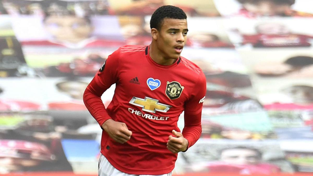 Manchester United S Mason Greenwood Aiming For Stars After First England Call Up As Com