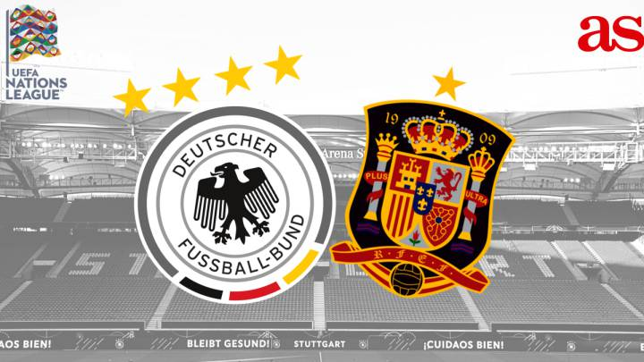 Germany Vs Spain How And Where To Watch Uefa Nations League Times Tv Online As Com