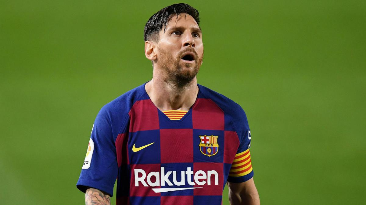 Tired of always being the problem for everything at Barca: Messi