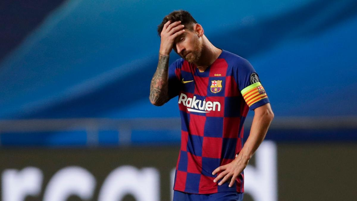 Messi to stay with Barcelona: 10 quotes from explosive interview - AS.com