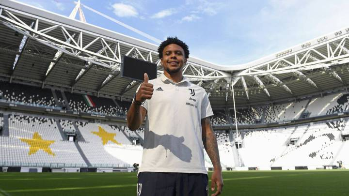 Weston Mckennie I Am Proud To Be The First American Player At Juventus As Com