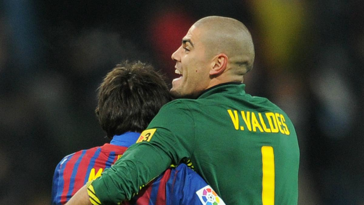 Victor Valdes Messi S Attitude Can Never Be Questioned As Com