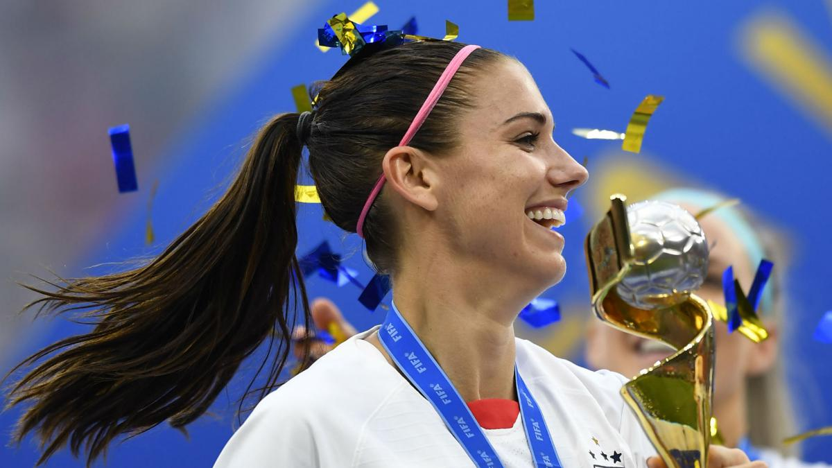 Tottenham Pull Off Incredible Coup With Alex Morgan Deal As Com