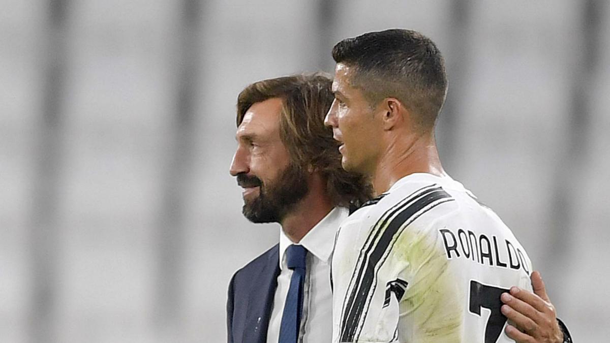 Serie A | Pirlo: Cristiano Ronaldo will decide when he plays for Juventus -  AS.com