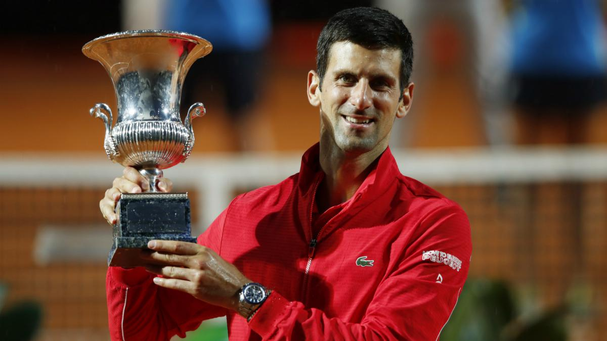 Djokovic Wins First Rome Title For Five Years To Make Masters History As Com