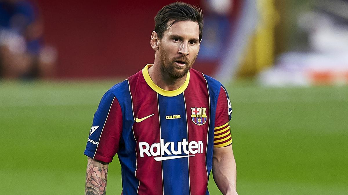 Insua Its Going To Be A Difficult Year For Messi As Com