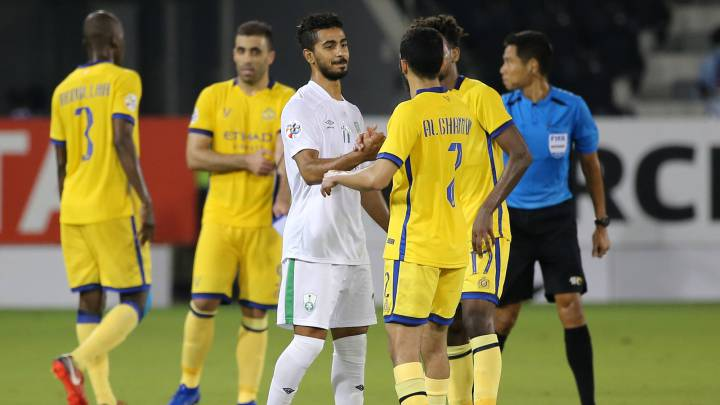 Football Al Nassr And Perspolis Qualify To Champions League Semi Finals Over Al Ahly And Pakhtakor As Com