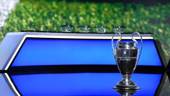 Champions League 2020 21 Group Stage Draw As It Happened As Com