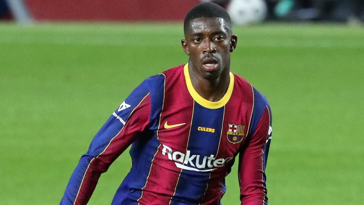 Dembélé: Koeman sparks doubts over Barcelona winger's future - AS.com