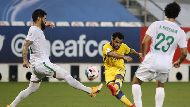 Football Al Nassr And Persepolis An Eagerly Awaited Clash Between Two Giants As Com