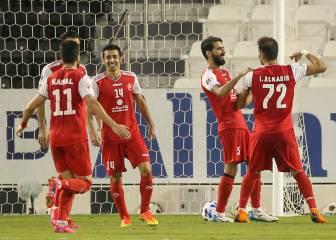 Al Nassr Files Official Complaint To Afc Against Perspolis As Com